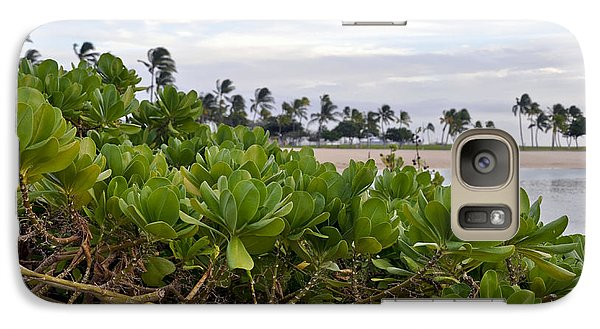 Galaxy Case featuring the photograph Ko Olina by Gina Savage