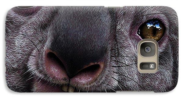 Koala Galaxy S7 Case - Koala by Jurek Zamoyski