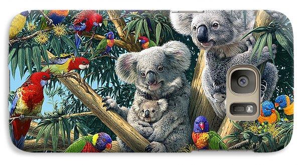 Koala Galaxy S7 Case - Koala Outback by Steve Read