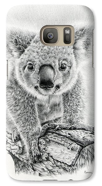Koala Oxley Twinkles Galaxy S7 Case