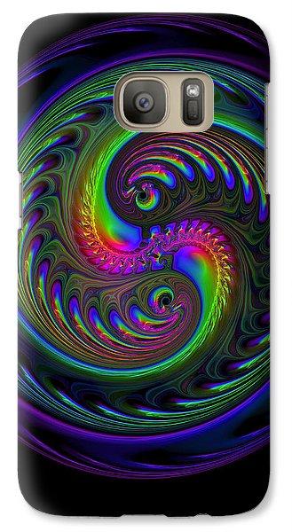 Koi Yin Yang Galaxy S7 Case