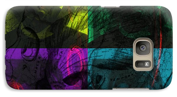 Galaxy Case featuring the photograph L S D  Part One by Sir Josef - Social Critic - ART