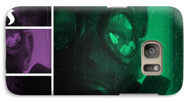 Galaxy Case featuring the photograph L S D  Part Two by Sir Josef - Social Critic - ART