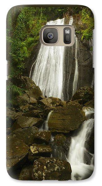La Coca Falls  Galaxy S7 Case by Photography  By Sai