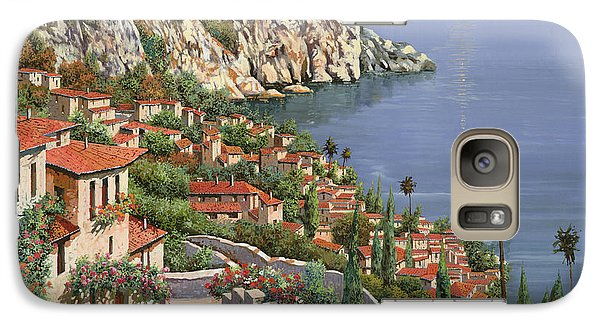 Landscapes Galaxy S7 Case - La Costa by Guido Borelli