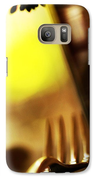 Galaxy Case featuring the photograph La Fourchette by Selke Boris