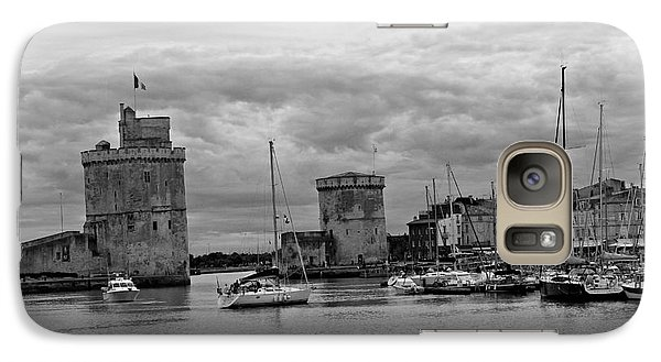Galaxy Case featuring the photograph La Rochelle by Cendrine Marrouat