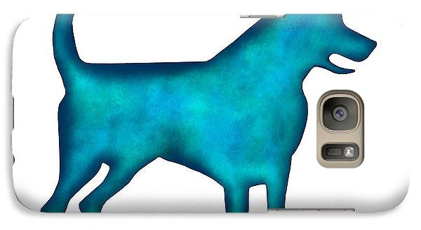 Galaxy Case featuring the painting Labrador Retriever by Laura Bell