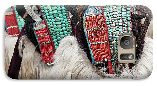 Ladakh, India Married Ladakhi Women Galaxy Case by Jaina Mishra