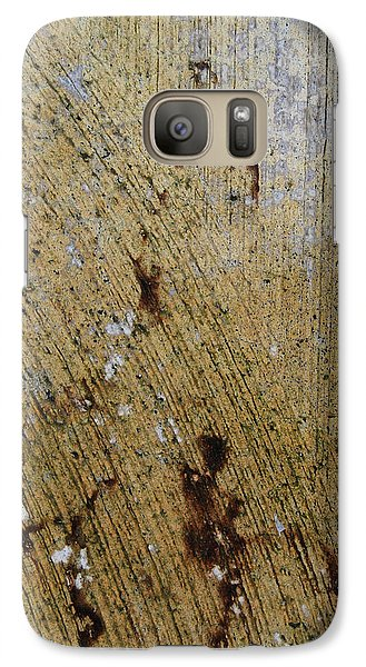 Galaxy Case featuring the photograph Lady Leaf by Jani Freimann