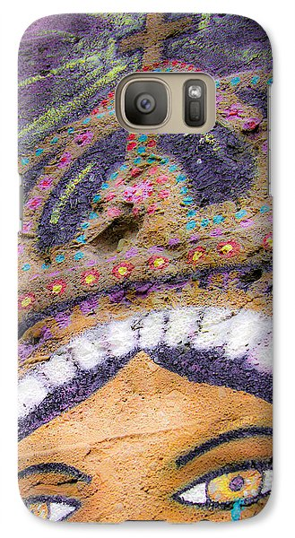 Galaxy Case featuring the photograph Lady Of Tears by Steven Bateson