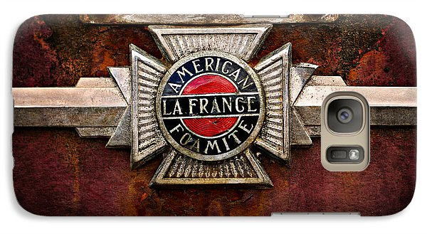 Lafrance Badge Galaxy S7 Case