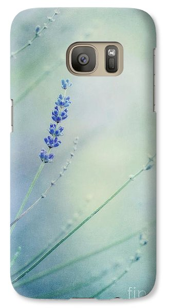 Flowers Galaxy S7 Case - Laggard by Priska Wettstein