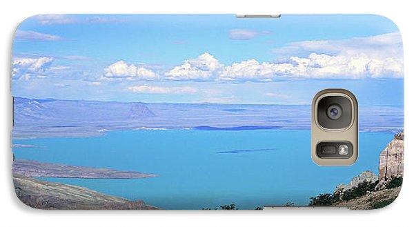 Condor Galaxy S7 Case - Lago  San Martin, Patagonia, Argentina by Martin Zwick