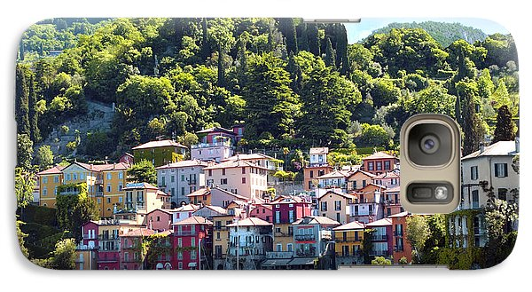 Galaxy Case featuring the photograph Lake Como - Italy by Haleh Mahbod