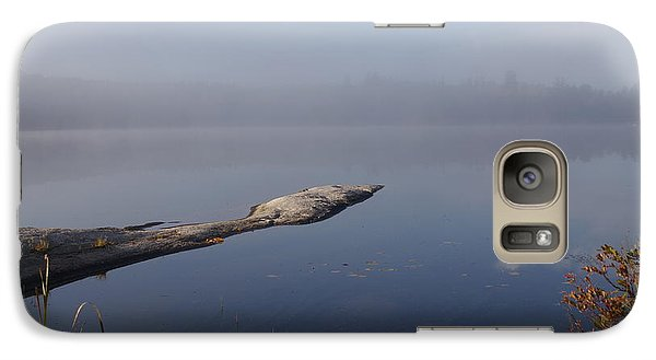 Galaxy Case featuring the photograph Lake Monster by Sheila Byers