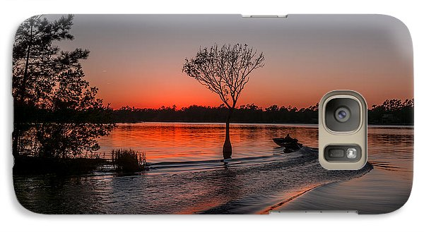 Galaxy Case featuring the photograph Lake Moultrie by RC Pics