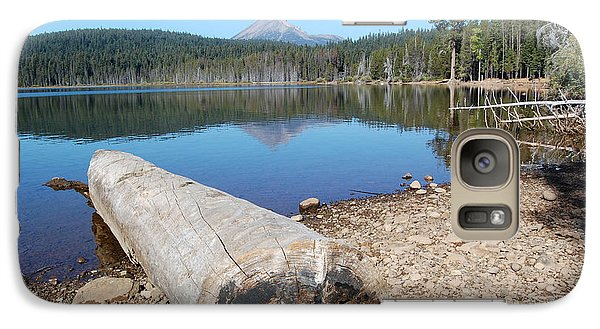 Galaxy Case featuring the photograph Lake Of The Woods 3 by Debra Thompson