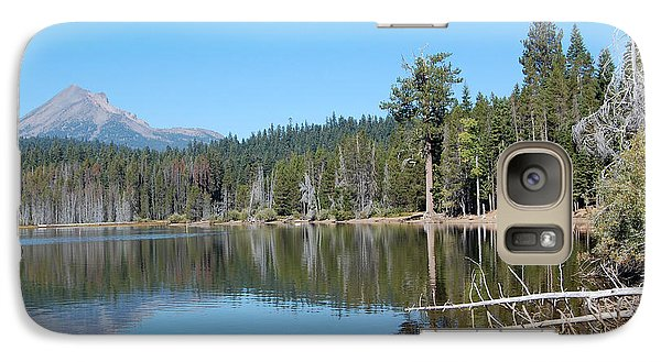Galaxy Case featuring the photograph Lake Of The Woods 4 by Debra Thompson