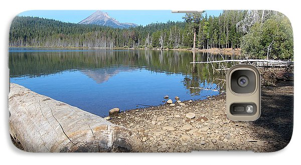 Galaxy Case featuring the photograph Lake Of The Woods 5 by Debra Thompson