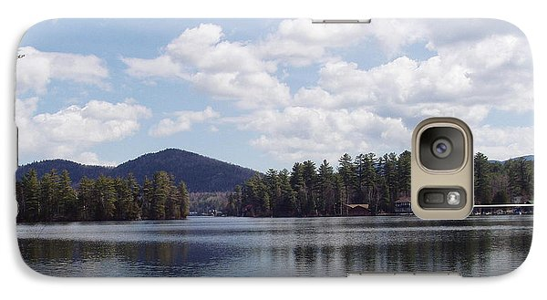 Galaxy Case featuring the photograph Lake Placid by John Telfer