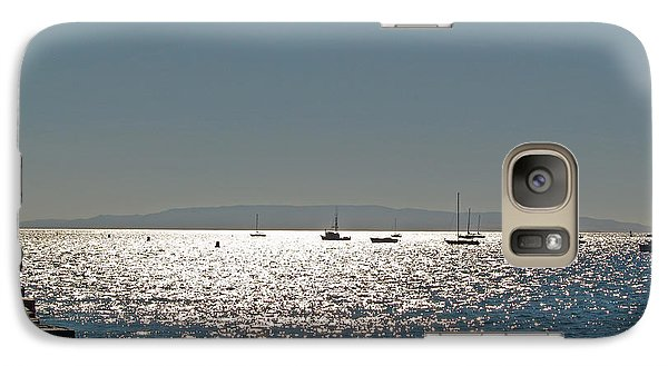 Galaxy Case featuring the photograph Lake Tahoe - California by Haleh Mahbod