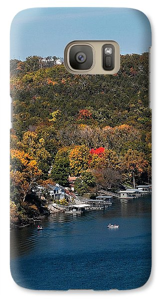 Galaxy Case featuring the photograph Lake Taneycomo by Lena Wilhite