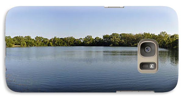 Galaxy Case featuring the photograph Lake Victory by Verana Stark