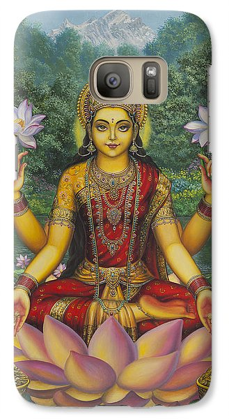 Lakshmi Galaxy S7 Case