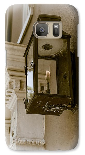 Galaxy Case featuring the photograph Lamp Unto My Feet by Sennie Pierson