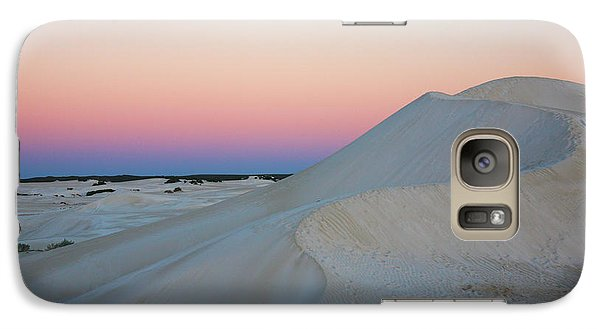 Galaxy Case featuring the photograph Lancelin Sand Dunes by Serene Maisey