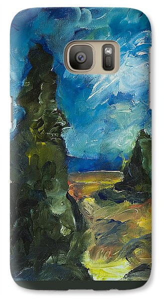 Emerald Spires Galaxy S7 Case
