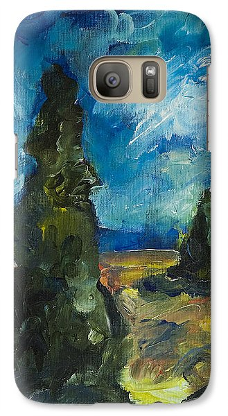 Emerald Spires Galaxy S7 Case