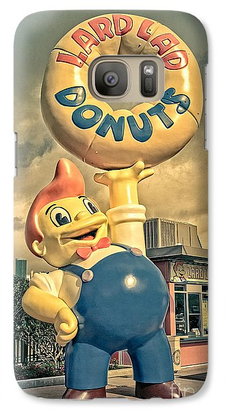 Lard Lad Donuts Galaxy S7 Case