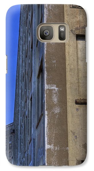 Galaxy Case featuring the photograph Larkin Corner by Don Nieman