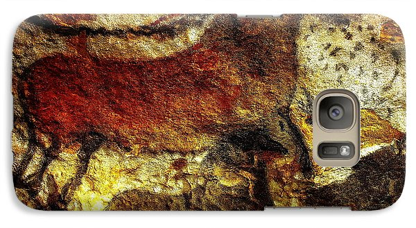 Galaxy Case featuring the photograph Lascaux II No. 1 - Horizontal by Jacqueline M Lewis