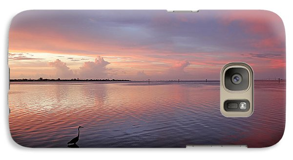 Galaxy Case featuring the photograph Last Light by HH Photography of Florida