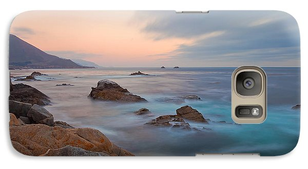 Galaxy Case featuring the photograph Last Light by Jonathan Nguyen