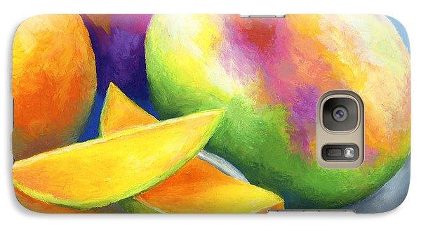Last Mango In Paris Galaxy Case by Stephen Anderson