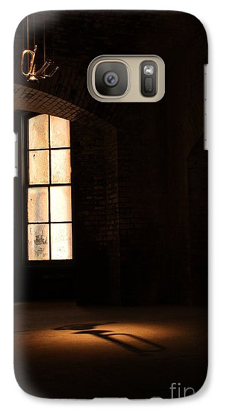 Galaxy Case featuring the photograph Last Song by Suzanne Luft
