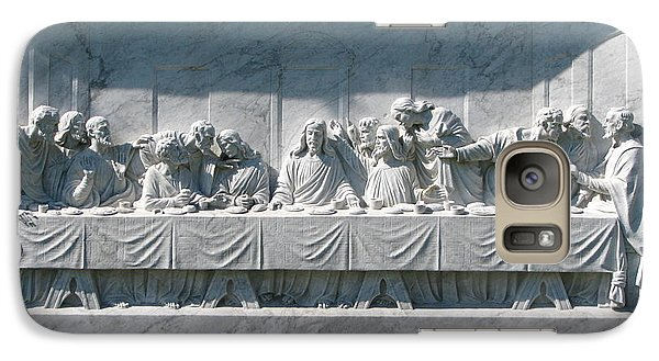 Galaxy Case featuring the photograph Last Supper by Greg Patzer