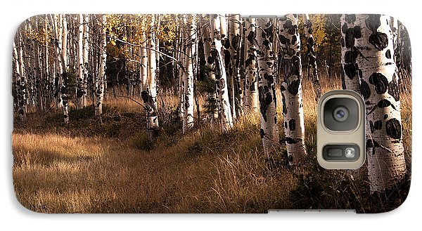Galaxy Case featuring the photograph Late In The Day by The Forests Edge Photography - Diane Sandoval