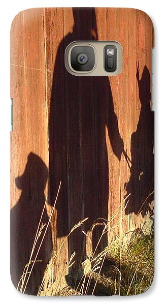 Galaxy Case featuring the photograph Late Summer Walk by Martin Howard