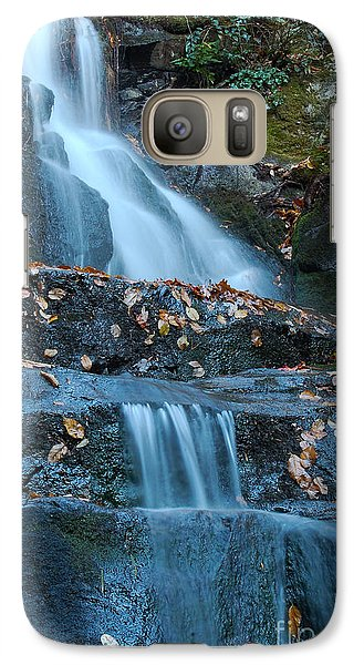 Galaxy Case featuring the photograph Laurel Falls by Patrick Shupert