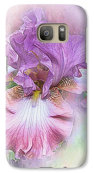Galaxy Case featuring the digital art Lavendar Dreams by Mary Almond