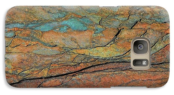 Galaxy Case featuring the photograph Layered by Britt Runyon