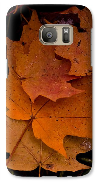 Galaxy Case featuring the photograph Layering by Haren Images- Kriss Haren