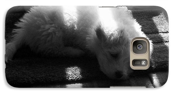 Galaxy Case featuring the photograph Lazy Days by Michael Krek