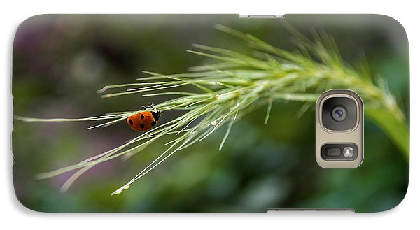 Galaxy Case featuring the photograph Lazy Lady by Rhys Arithson