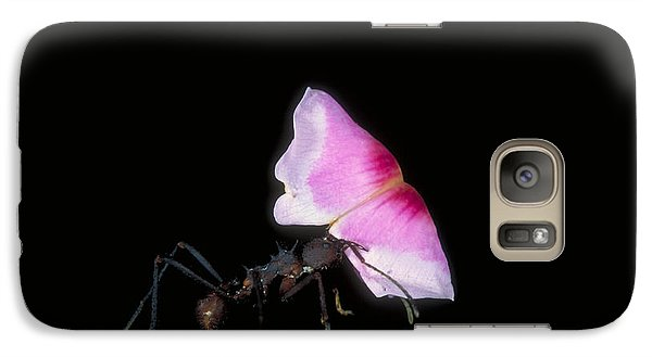 Leafcutter Ant Galaxy Case by Gregory G. Dimijian